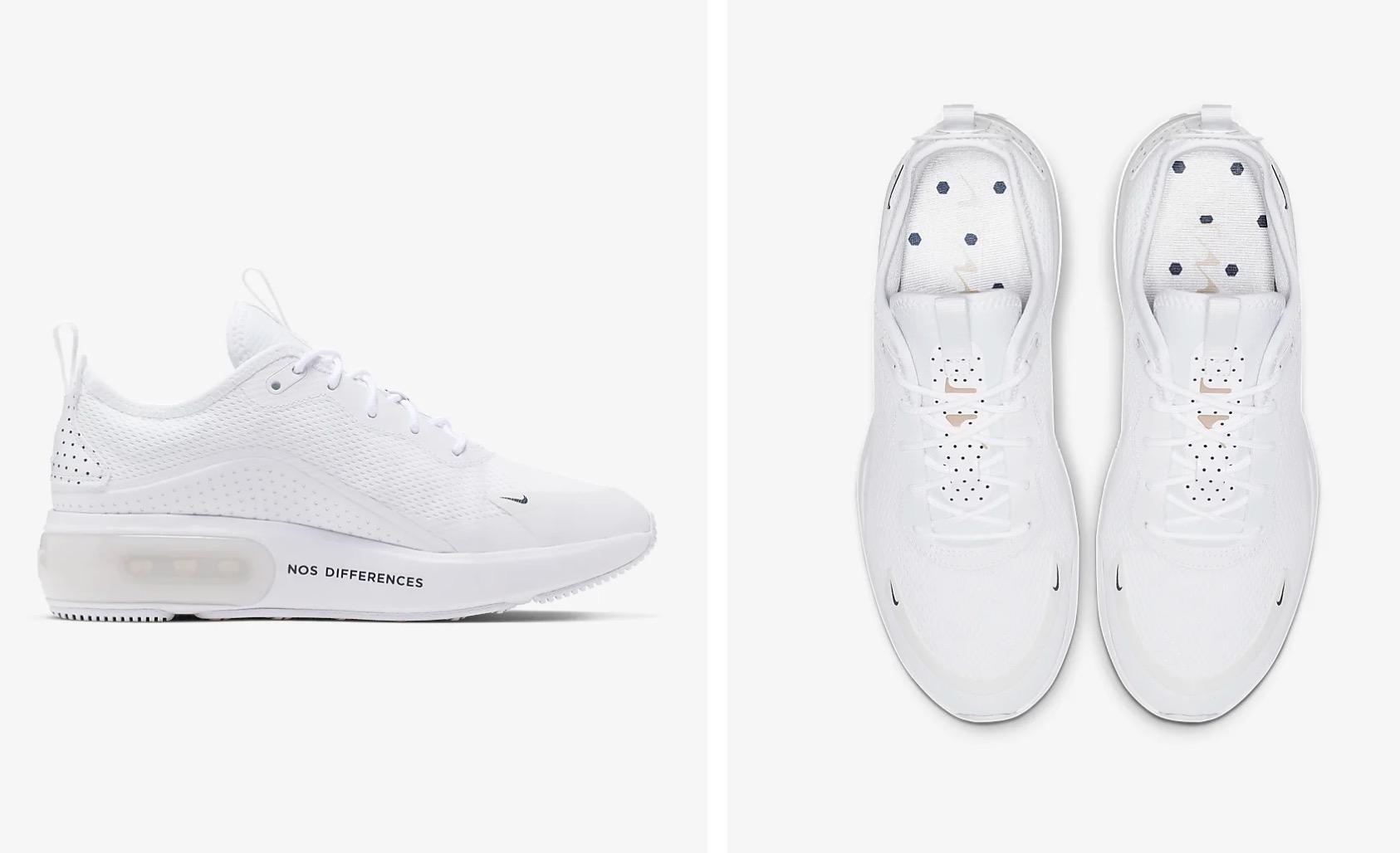 Des sneakers Nike pour femme