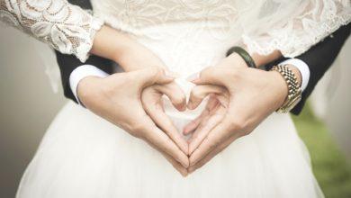La tenue pour la mariée