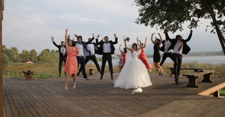 Les invités du mariage