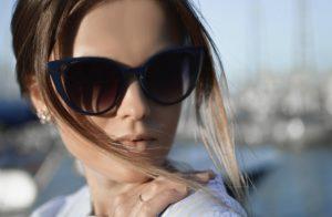 Des lunettes de soleil pour les femmes