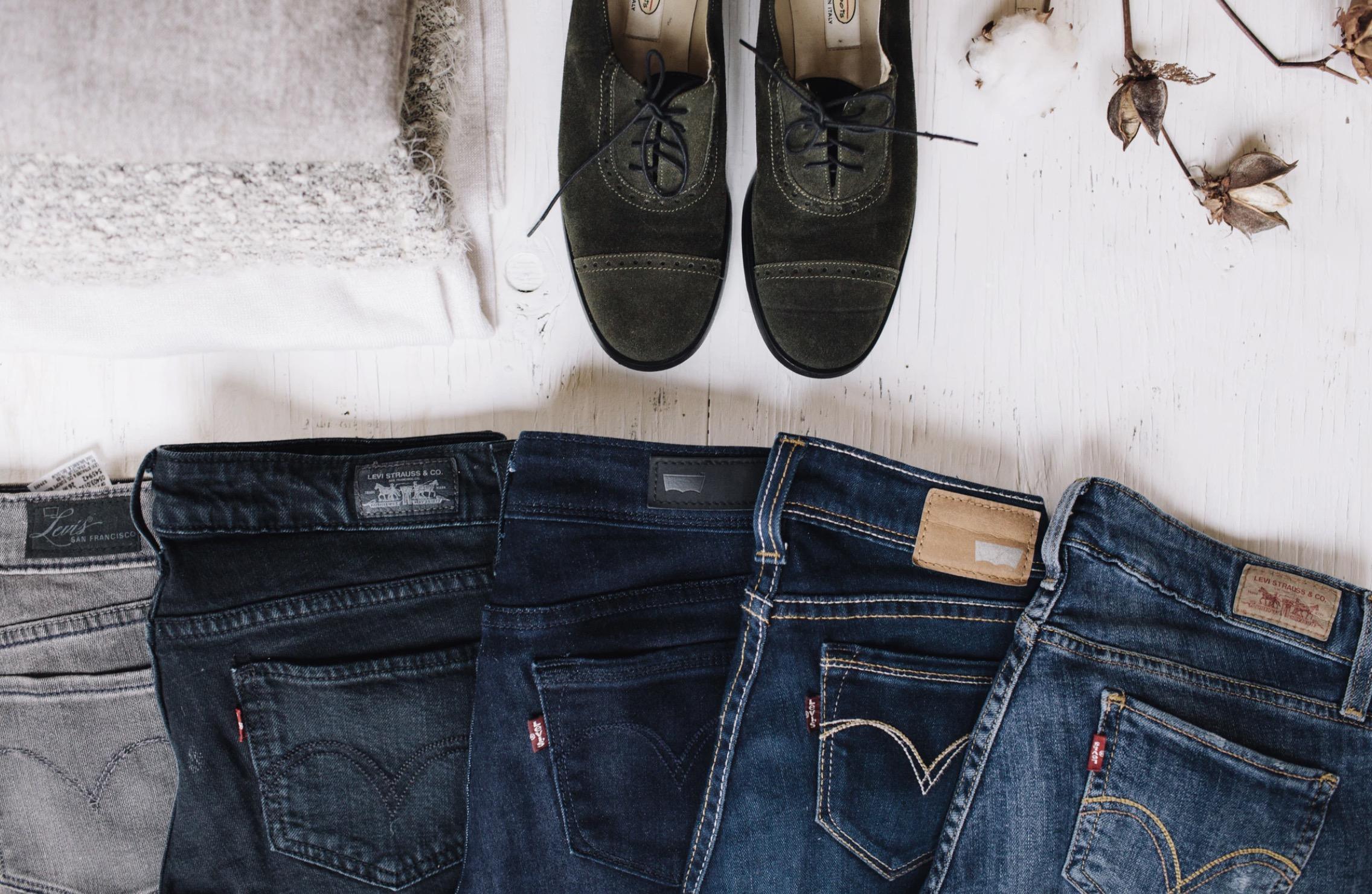 Porter un jeans