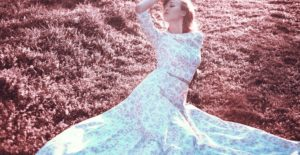 Une robe longue