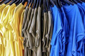 La mode du t-shirt personnalisé