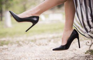 La folie des chaussures