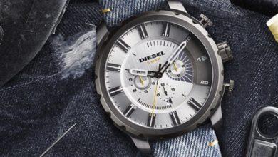 La montre Diesel