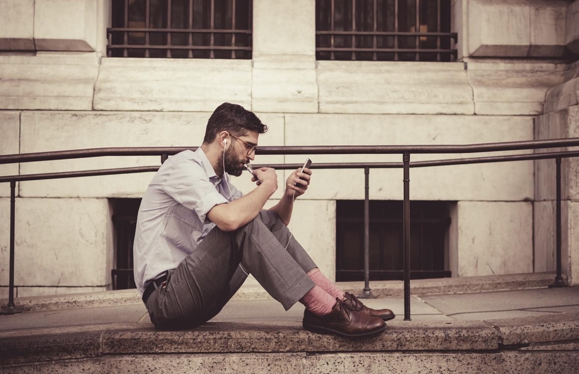 Des chaussures pour les hommes