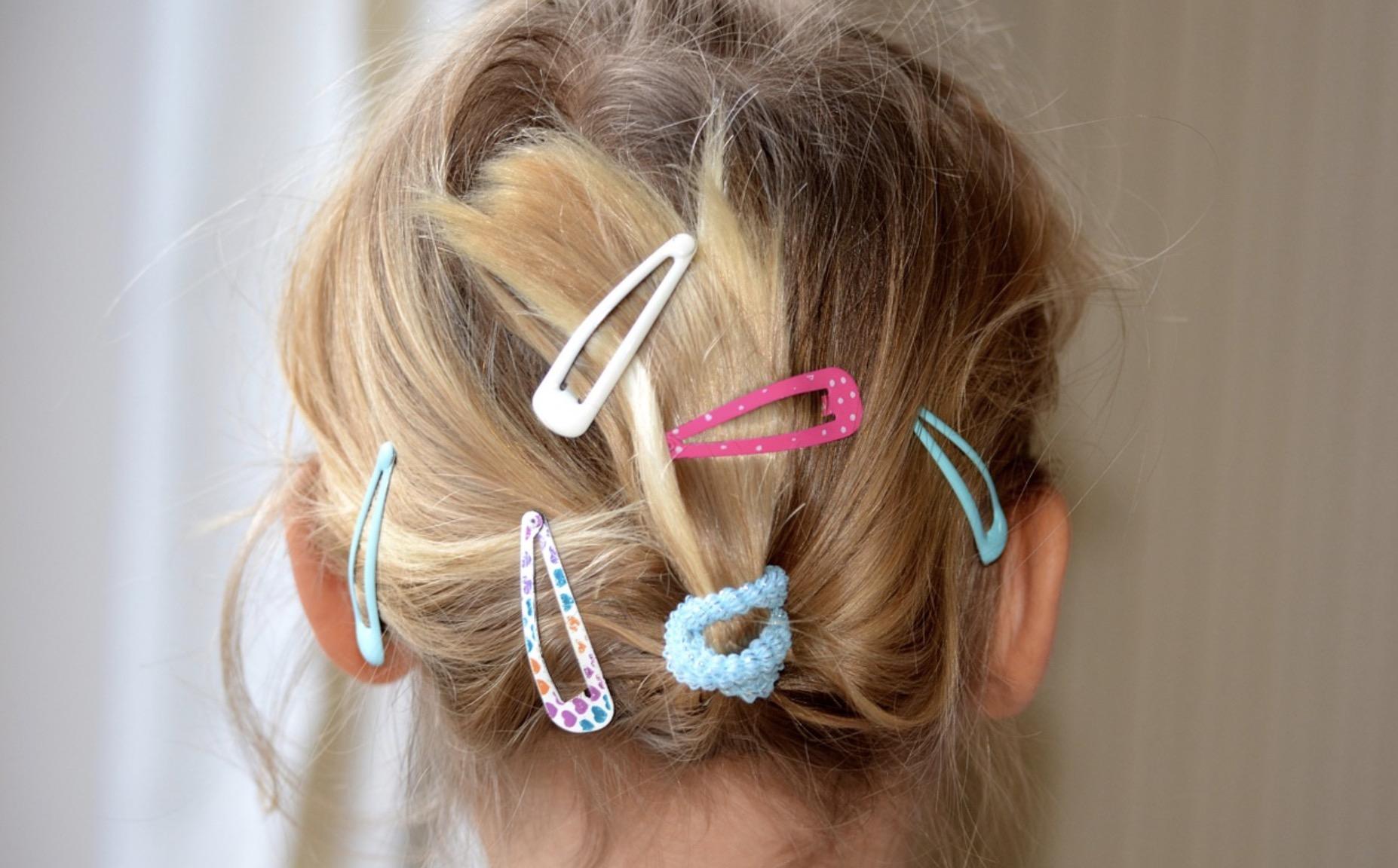 Toutes les barrettes pour les cheveux