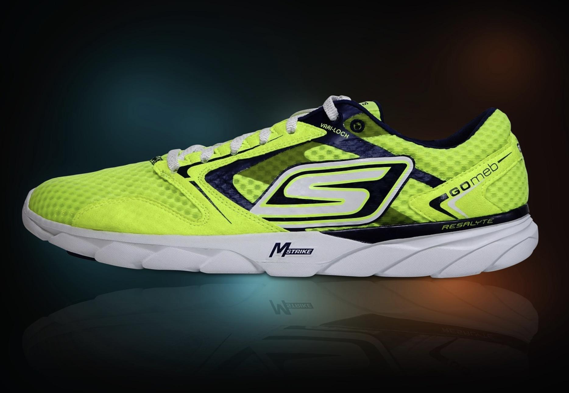La chaussure Skechers