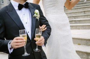 Le costume du marié