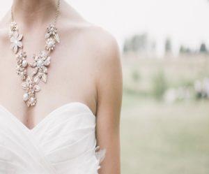 Des bijoux de mariage