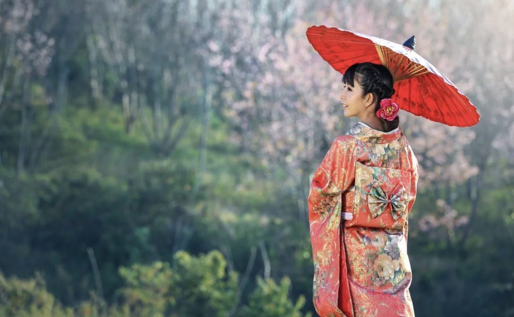 La robe chinoise pour fille et femme