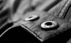 Le blouson en cuir