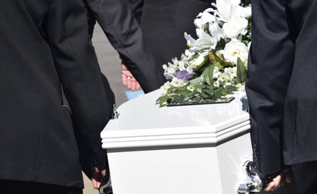 S'habiller pour un enterrement