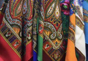 Accessoire foulard